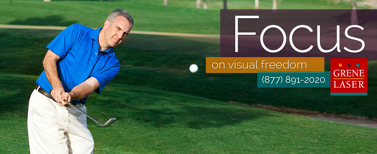 Focus on visual freedom