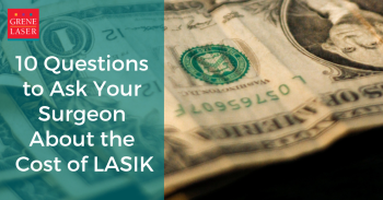 10 LASIK cost questions
