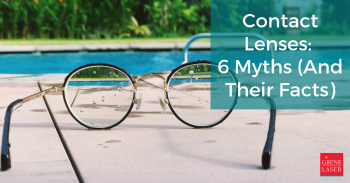 6 myths about contacts